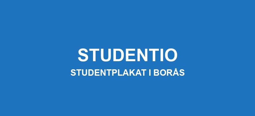 Studentplakat Borås
