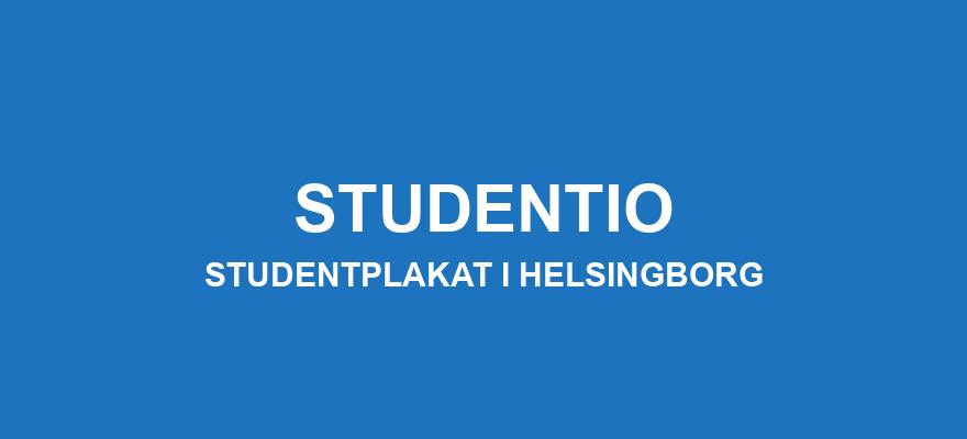Studentplakat Helsingborg