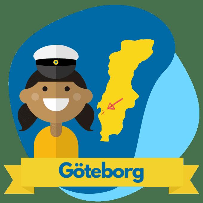 Göteborg studentmössa